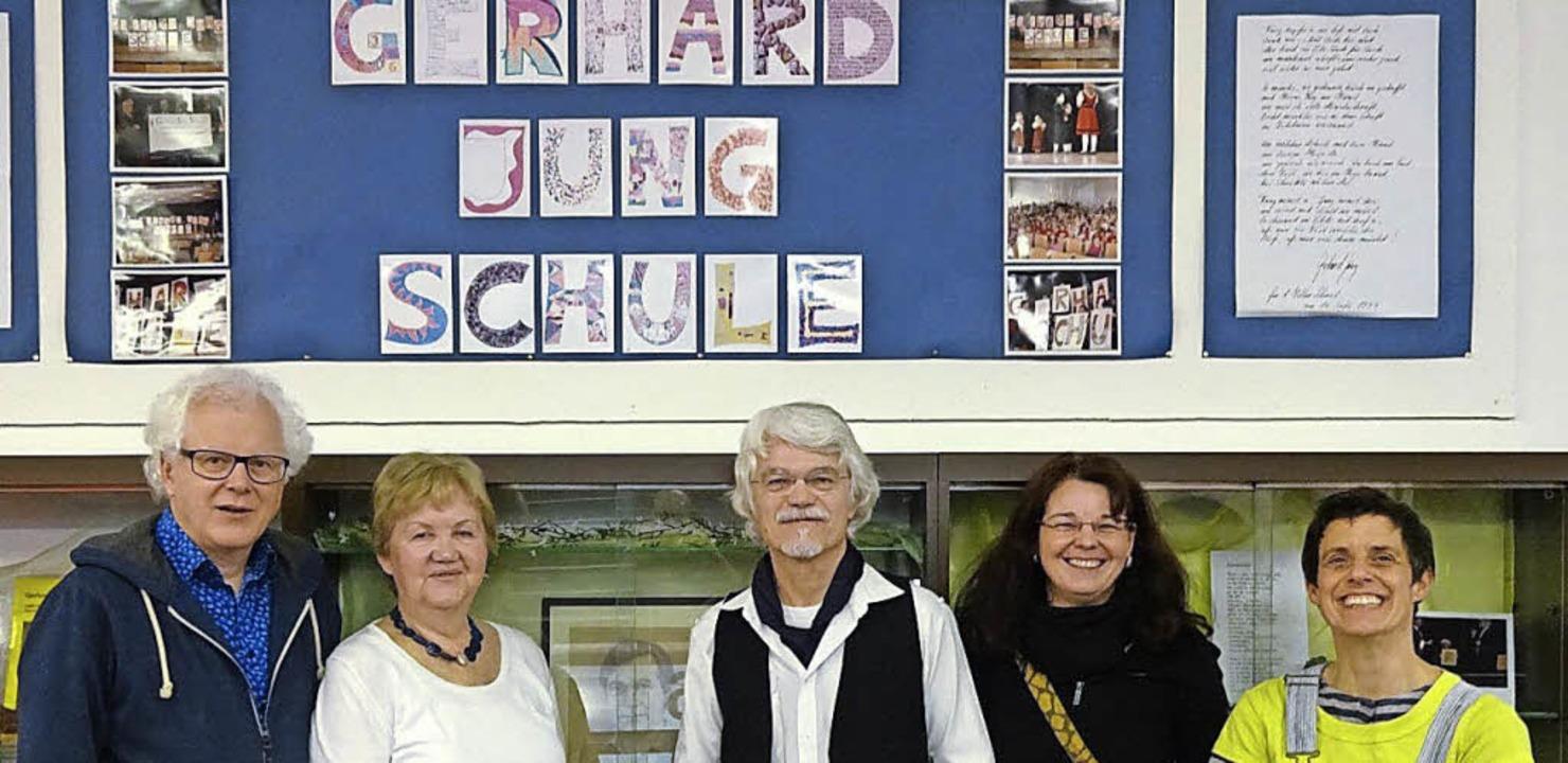Traten beim Gerhard-Jung-Tag auf: Uli ...Nicole Keilbach-Schmittel (von links).  | Foto: privat