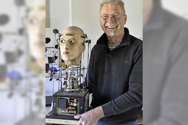 Dietmar Mahler entwickelt für Zauberer die Spezialeffekte