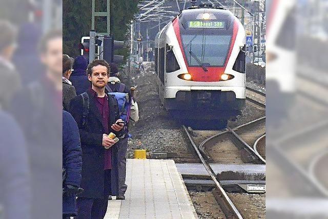 Pendler fordern die Verkehrssysteme