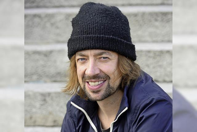 André Benndorff spielt im Freiburg-Tatort