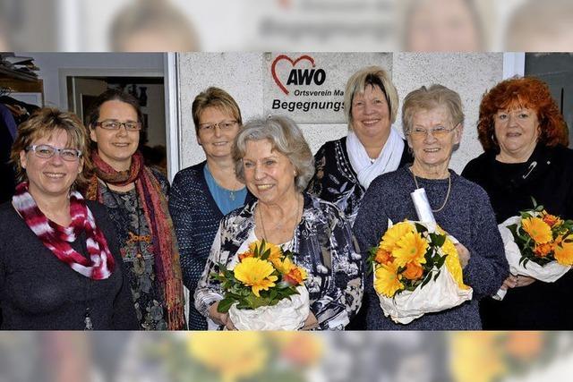 Dank an die AWO für ihr soziales Wirken