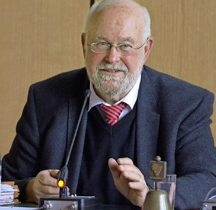 Günter Michel leitet das Kompetenzteam Asyl bei der Arbeitsagentur.    Foto: Jochen Fillisch