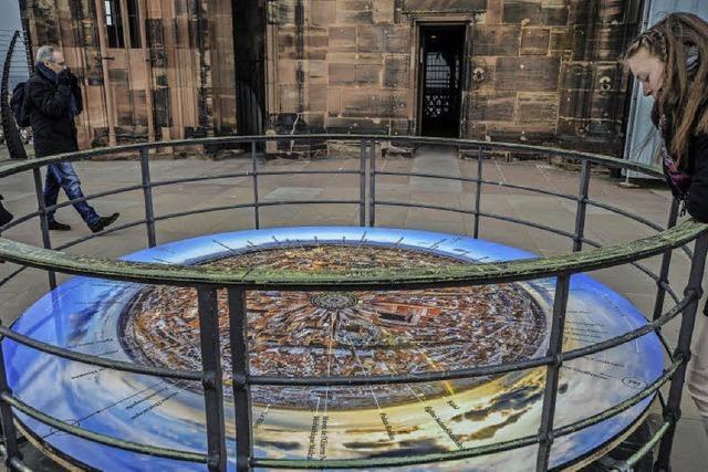 Erstes 360-Grad-Foto von Straßburg