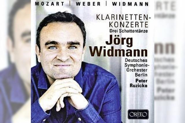 Jörg Widmann: Der Klarinettist als Orpheus