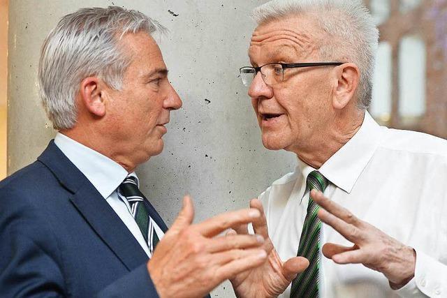 CDU und Grüne kommen sich näher
