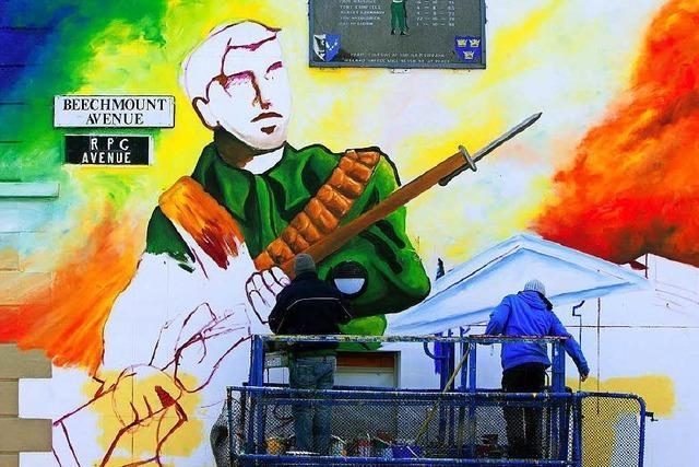 Uni Freiburg unterstützte Aufstand irischer Nationalisten