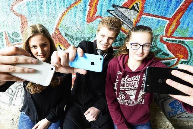 Welchen Stellenwert das Smartphone für Jugendliche hat