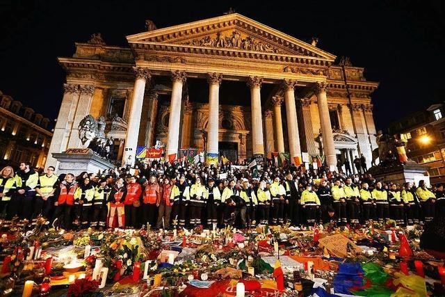 Athener Polizei hatte Pläne zu Brüssel-Anschlag entdeckt
