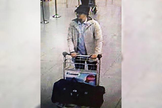 Offenbar dritter Flughafen-Attentäter von Brüssel in Haft