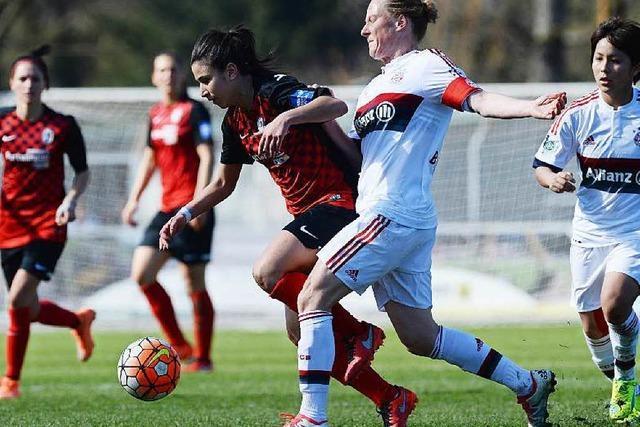SC Freiburg verliert gegen Bayern München mit 0:3