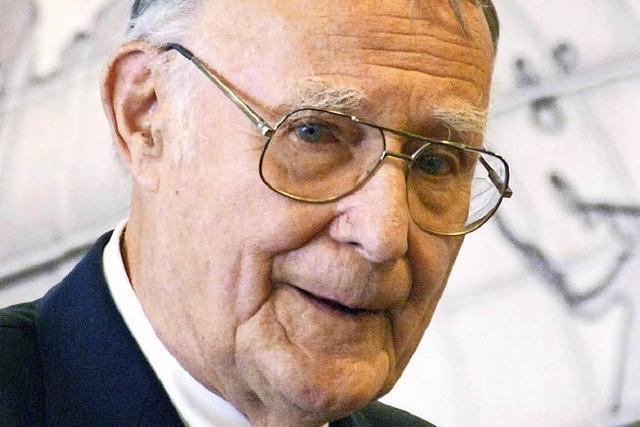 Genial, manipulativ, beliebt – Ikea-Gründer wird 90