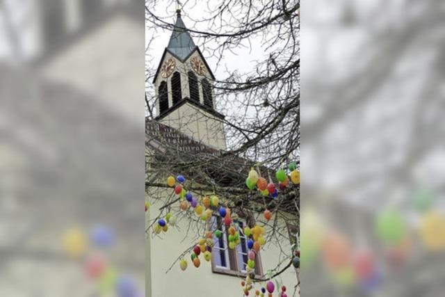 Himmlisches Osterfest