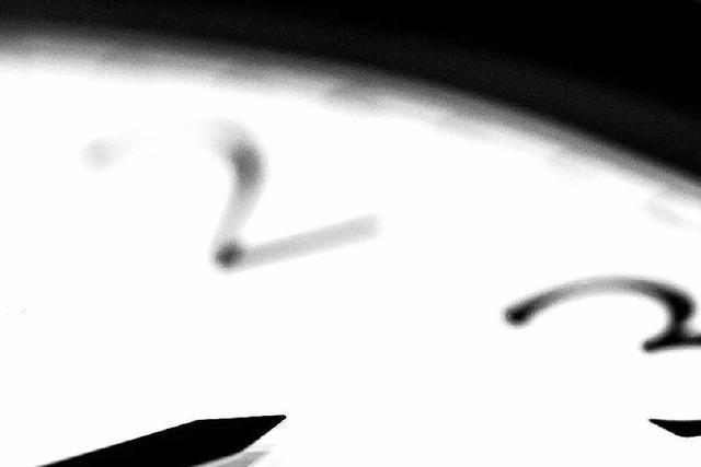 Nach der Uhrumstellung: Zeitforscher Marc Wittmann über das Zeiterleben