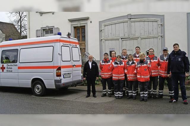 Blutspende auch in Haltingen