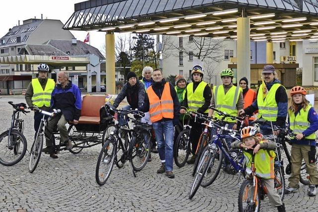 Geeignet, umweltfreundliche Mobilität zu fördern