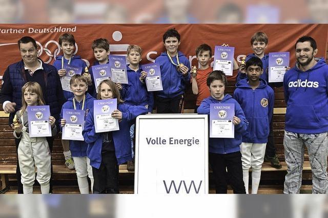 Waldkircher Turnier für kleine Musketiere