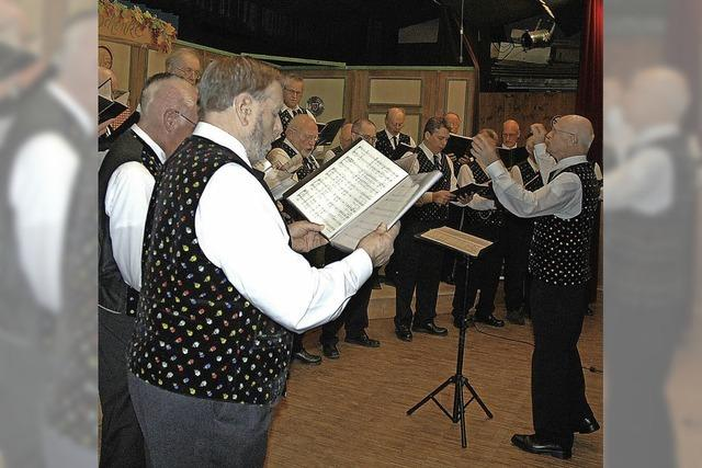 Osterkonzert mit Gesang und Theater