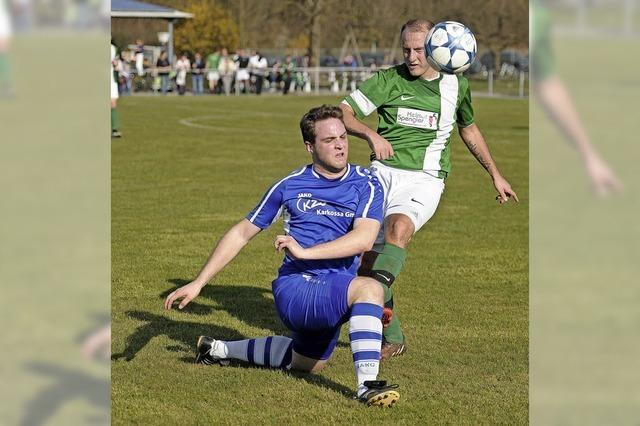 Der FC Ottenheim nährt die Hoffnung
