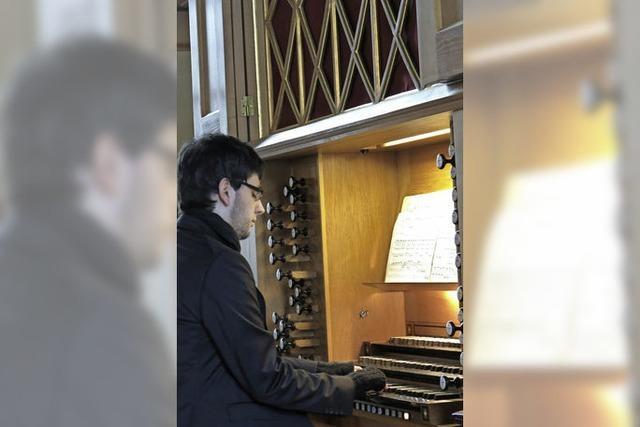 Orgelmusik von Chorälen bis zum Jazz