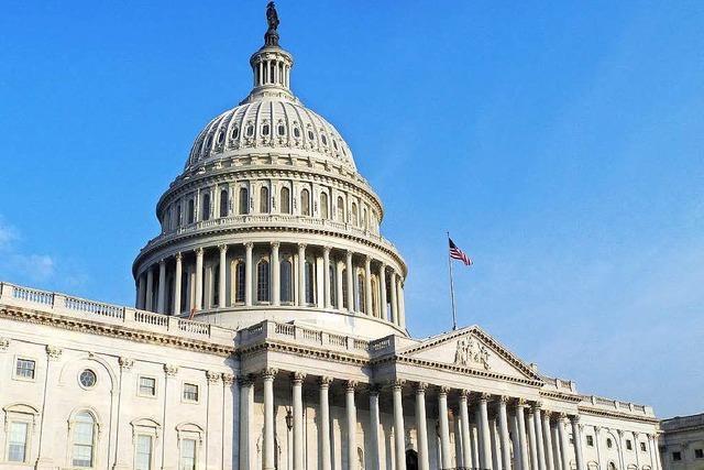 Schüsse im Kapitol – Weißes Haus abgeriegelt