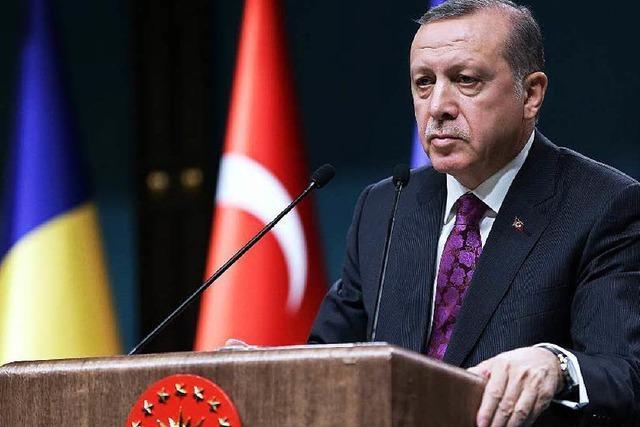Türkei bestellt deutschen Botschafter wegen TV-Satire ein