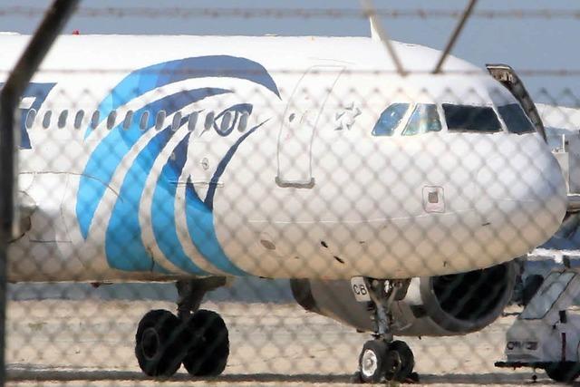 Flugzeugentführung auf Zypern unblutig beendet