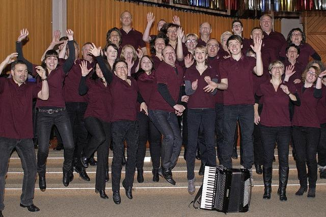 Schlüchttal Akkordeon Orchester Gurtweil in Höchenschwand