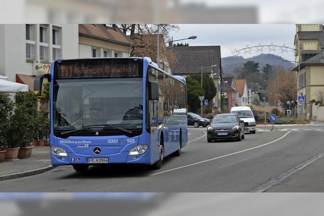 Die Stadt Müllheim legt Ziele und Handlungsfelder für Mobilitätskonzept vor