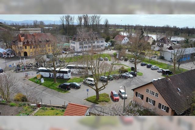 Stadt plant neue Parkplätze für Busse