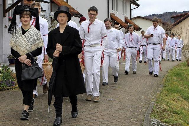 Unterwegs mit Anke-Bäbi und Bäberich