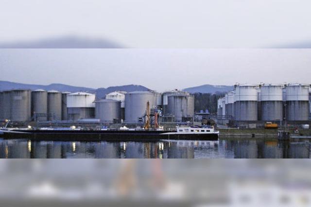 Viele Kontrollen bei Tanklagern