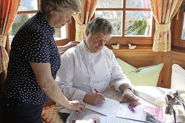 Winfried Zumkeller organisiert ein Benefizkonzert für Tagespflegeeinrichtung