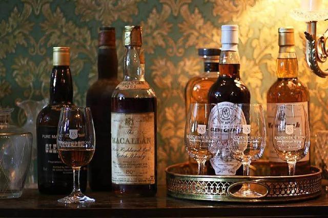 Emmendinger gründet Whisky-Auktionshaus