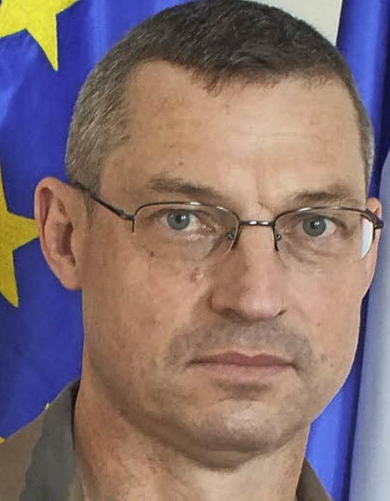 Oberst Jean Philippe Leroux, Deutsch-Französische Brigade  | Foto: Deutsch-Französische Brigade