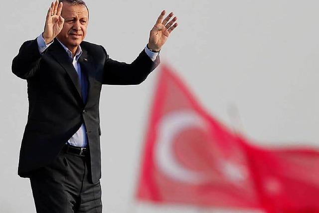 Der beleidigte Präsident Erdogan