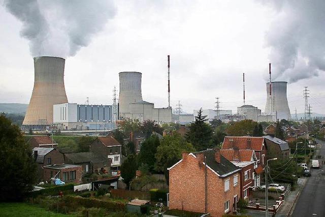 Stromerzeugung aus Atomkraft zurückgegangen
