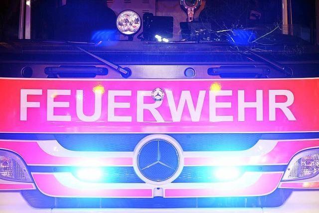 76-Jähriger stirbt bei Brand in Freiburg