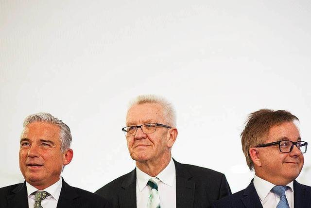 CDU-Landtagsfraktion für Koalitionsverhandlungen mit den Grünen