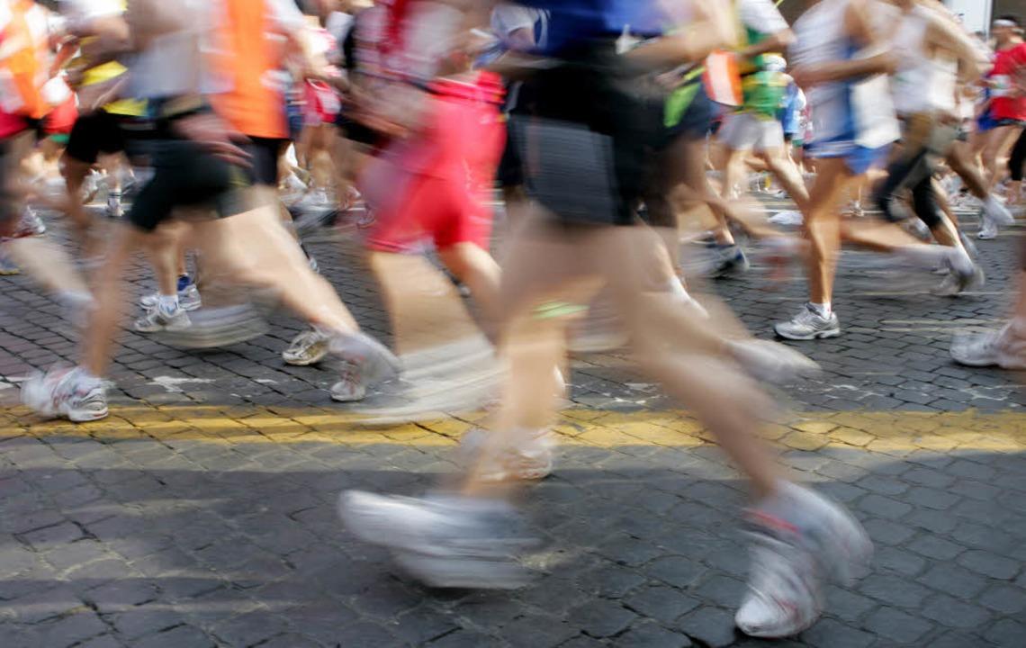 Am 3. April laufen sie wieder.  | Foto: AFP