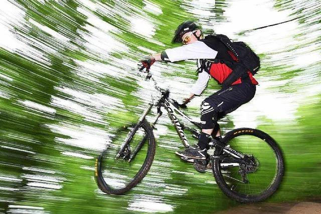 Konzept regelt Miteinander von Wanderern und Mountainbikern