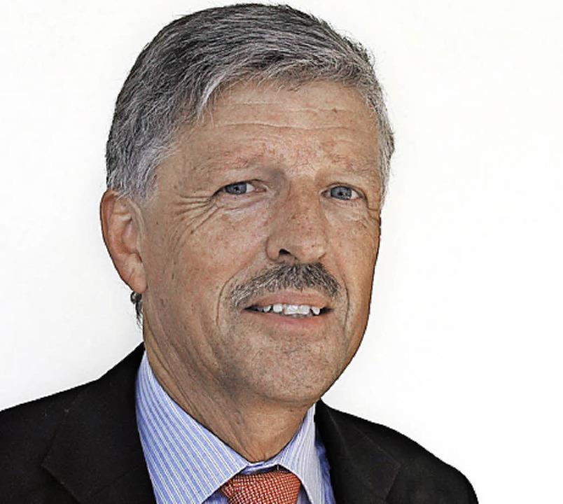 Bernd Martin  | Foto: zvg