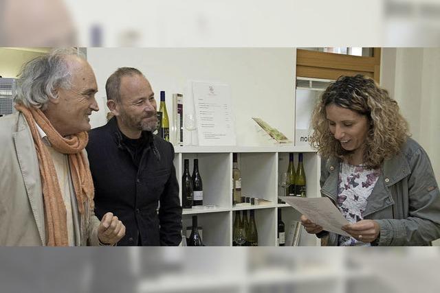 Casting für Verfilmung des Weinkrimis war Aprilscherz