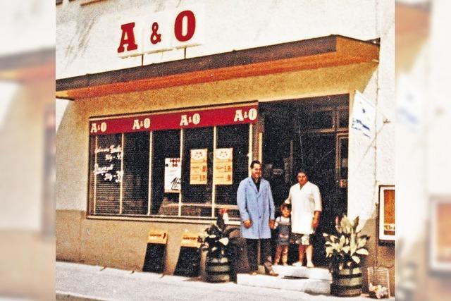 Nach fast 60 Jahren schließt der A&O Lebensmittelladen in Oberbergen