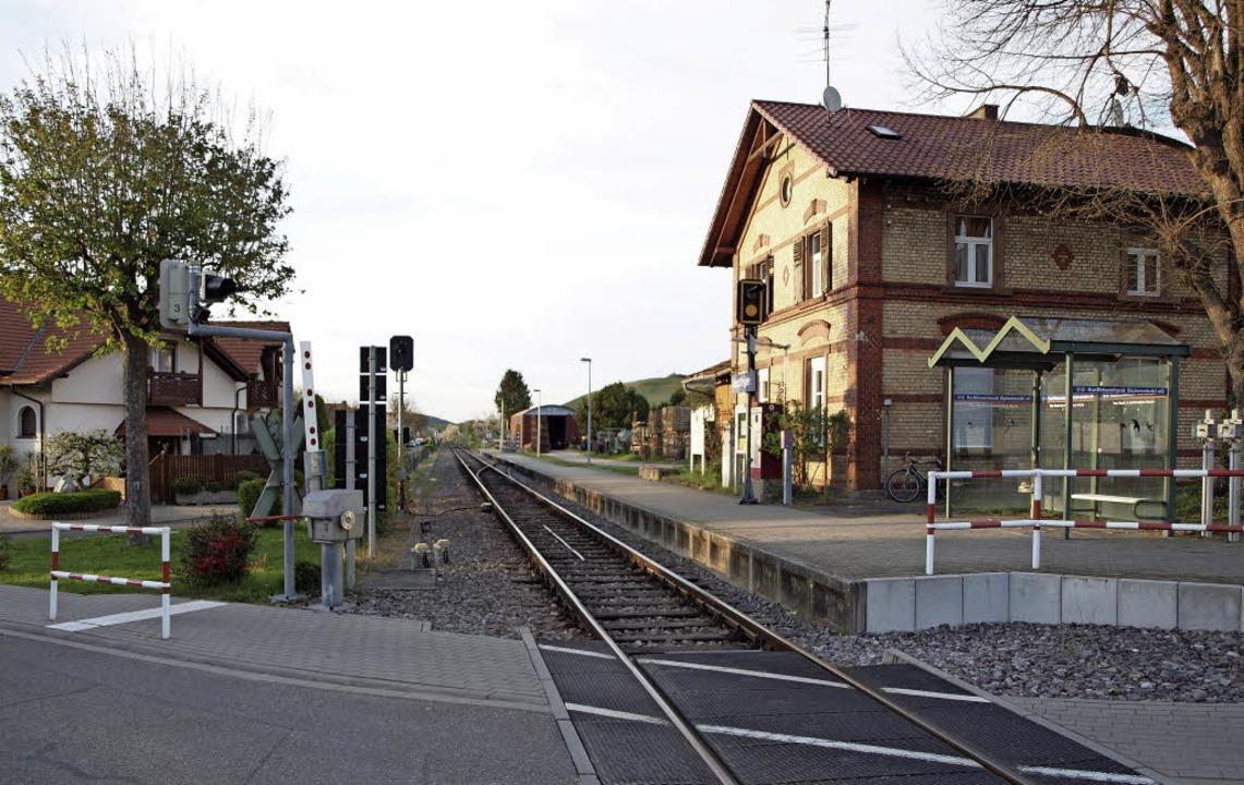 Der geplante Umbau des Bahnhofes in Je...der Datenschutzbeauftragte des Landes.    Foto: Archivfoto: Haberer