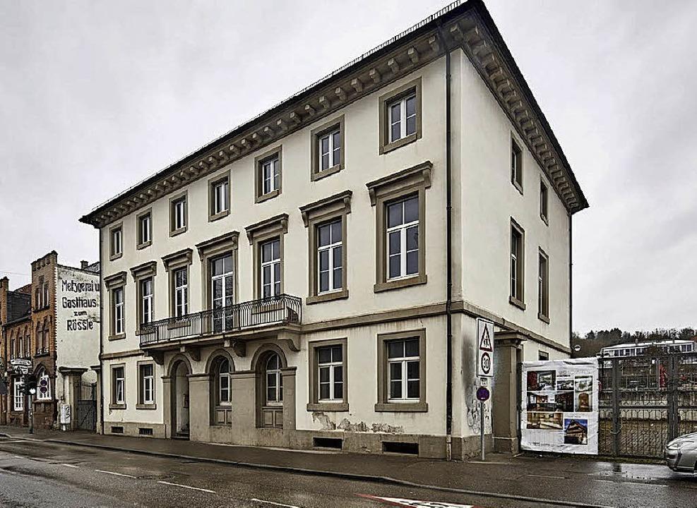 Villa Langsdorff in der Kaiserstraße  | Foto: Michael Bode