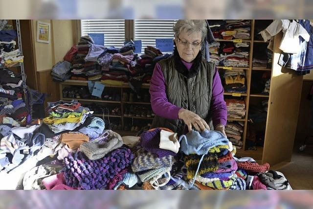 Winter ade: Die Kleiderkammer sucht Sommer- und Sportbekleidung