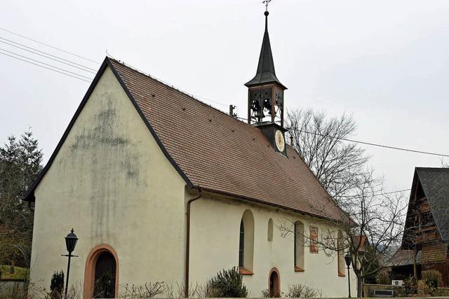 Die älteste Kirche im Dreisamtal