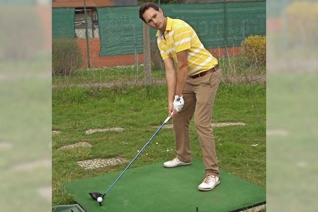 Grenzach-Wyhlen hat jetzt auch eine Golfschule