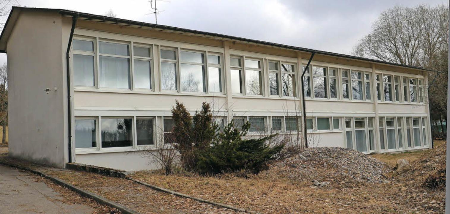 Das Schulungszentrum auf dem Dürrenbühl  gehört der Vergangenheit an.    Foto: Wilfried Dieckmann