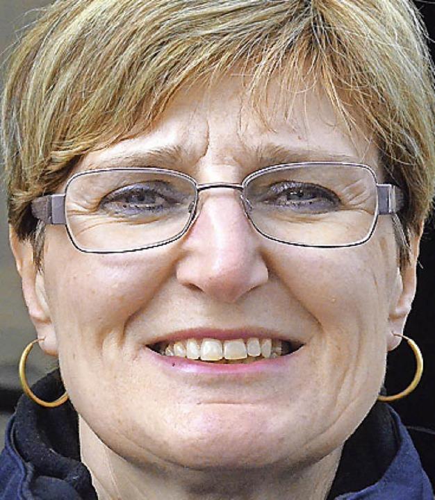 Marion Görigk  | Foto: Sebastian Barthmes